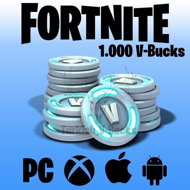 Fortnite 1000 V-Bucks