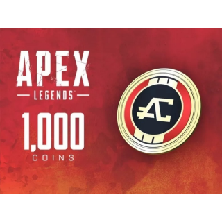 Apex Legends 1000 coins [PC][GLOBAL]