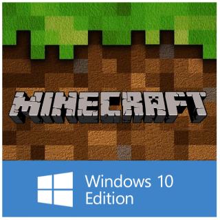 Minecraft: Windows 10 Edition - KEY