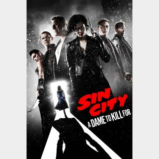 Sin City: A Dame to Kill For  |  Vudu