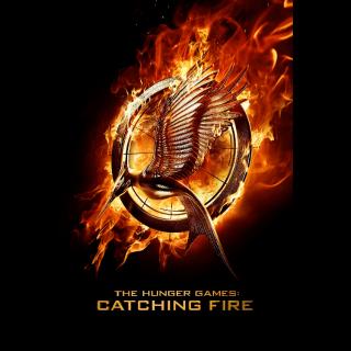 The Hunger Games: Catching Fire  | Vudu or FandangoNow