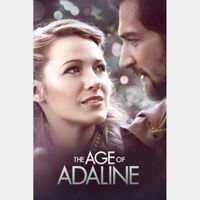 The Age of Adaline  |  Vudu or FandangoNow