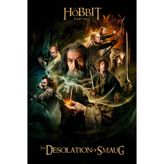 The Hobbit: The Desolation of Smaug  |  MoviesAnywhere