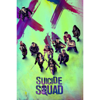 Suicide Squad Theatrical & Extended Cut