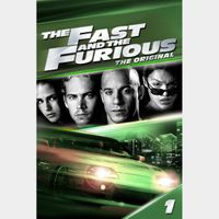 The Fast and the Furious  |  MoviesAnywhere