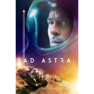 Ad Astra - MoviesAnywhere 4K