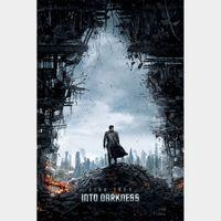 Star Trek Into Darkness 🚀     iTunes 4K