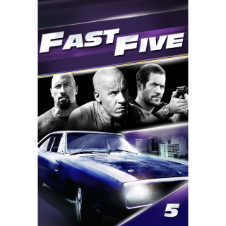 Fast Five (Extended)    MoviesAnywhere