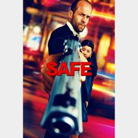 Safe  |  Vudu or FandangoNow