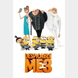 Despicable Me 3  |  MoviesAnywhere