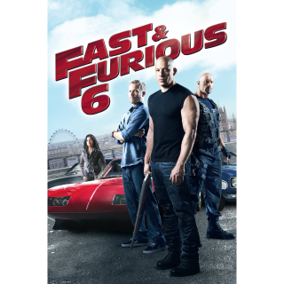 Fast & Furious 6  (Extended) |  MoviesAnywhere