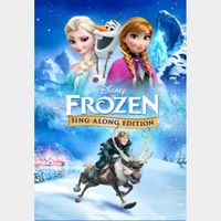 Frozen Sing Along Edition 🎶❄️☃️  | iTunes