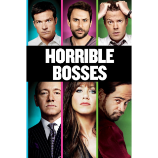 Horrible Bosses  |  MoviesAnywhere