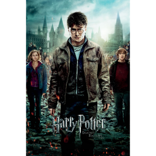 Harry Potter and the Deathly Hallows: Part 2  |  MoviesAnywhere