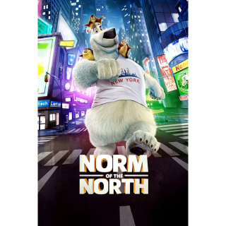 Norm of the North  |  iTunes or Vudu or FandangoNow or Google Play