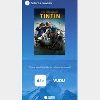 The Adventures of Tintin  |  Vudu, or FandangoNow