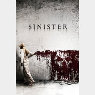 Sinister  |  iTunes