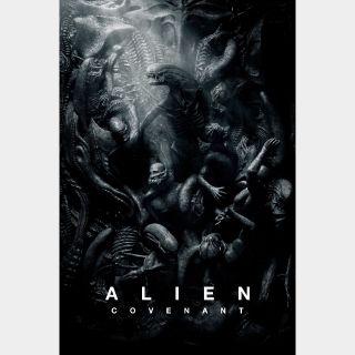 Alien: Covenant 👽  |  iTunes 4K