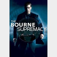 The Bourne Supremacy  |  MoviesAnywhere