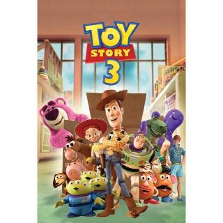 Toy Story 3 (2010) GooglePlay Digital HD