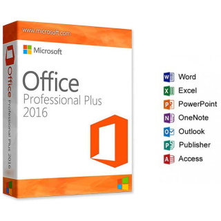 Microsoft Office Professional Plus 2016 1PC 🔥Fast Delivery🔥