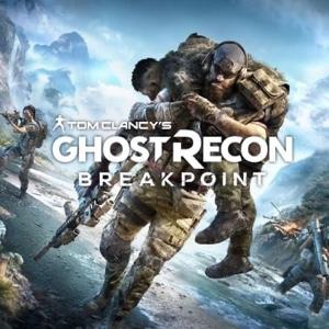Ghost Recon Breakpoint EMEA Uplay CD Key
