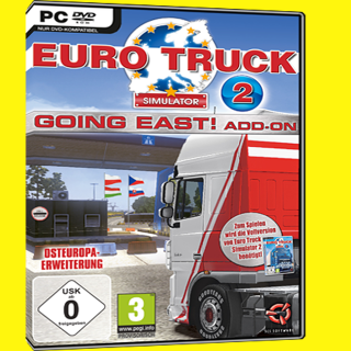 Euro Truck Simulator 2 - Going East (Addon) 🔥Instant Delivery🔥