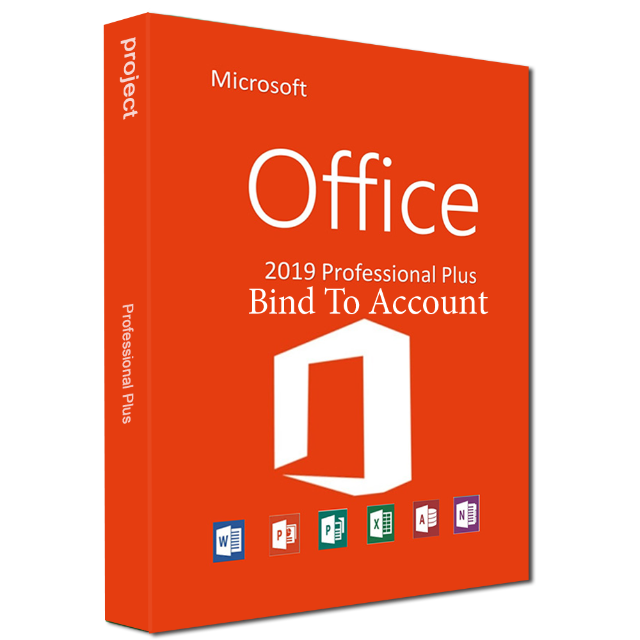 Office 2019 Professional Plus Product Key Bind To Account 1PC 🔥Fast Delivery🔥