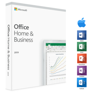Microsoft Office 2019 Home and Business for Mac 🔥Fast Delivery🔥