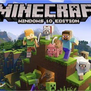 Minecraft Windows 10 Edition MS Products CD Key 🔑