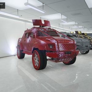 Vehicle | MODDED CAR - INSURGENT