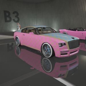 Vehicle | MODDED CAR - ENUS WIND