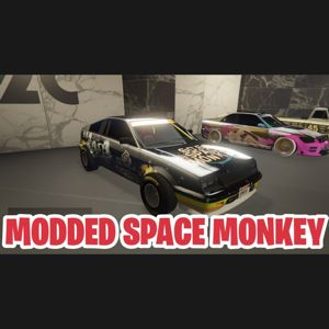 Vehicle | MODDED CAR - GO MONKEY