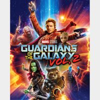 Guardians of the Galaxy Vol. 2 - 4K Canadian or US iTunes Code - Ports through Movies Anywhere