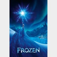 Frozen (4K Movies Anywhere code) - MA