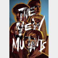 The New Mutants (4K Movies Anywhere split code) - MA Digital Disney Marvel