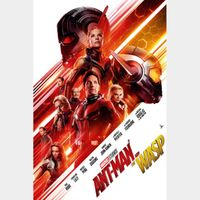 Ant-Man and the Wasp (4K iTunes) - Ports through Movies Anywhere