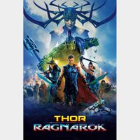 Thor: Ragnarok (US or Canada iTunes - redeems in 4K) - Ports through Movies Anywhere