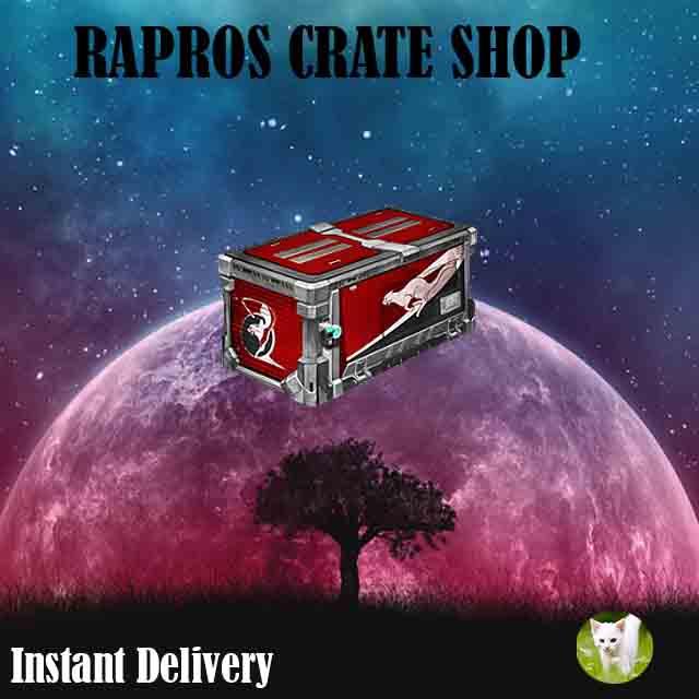 Ferocity Crate | 250x