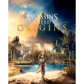 Assassins Creed - ORIGINS - QUICK Delivery - Don't pay retail!  Activated to your UPLAY Account!