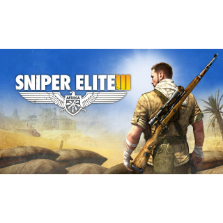 Sniper Elite III - Instant Steam Delivery