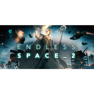 Endless Space 2 - Instant Steam Delivery