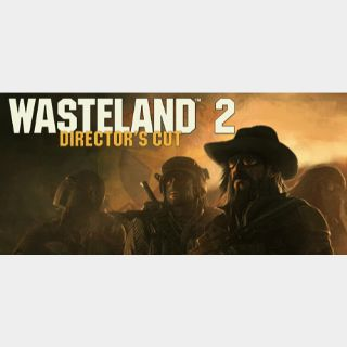 Wasteland 2 - Director's Cut - Instant Steam Delivery
