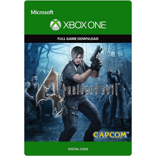 Resident Evil 4 HD (Xbox One) digital code INSTANT DELIVERY