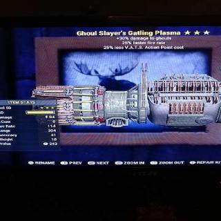Weapon   GS 25/25 Gatling Plasma