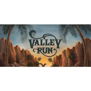 VALLEY RUN _Steam Global Key