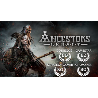 Ancestors Legacy - PS4 USA ZONE