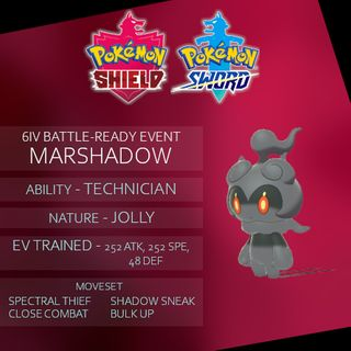 Other   6IV BR EVENT MARSHADOW