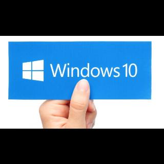 Windows 10 32/64 Pro KEY
