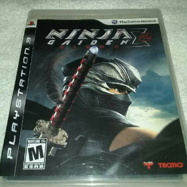 Ninja Gaiden Sigma 2 For Ps3 Ps3 Games Like New Gameflip